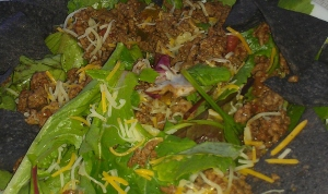 taco salad cropped