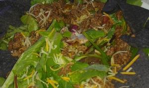 taco salad cropped