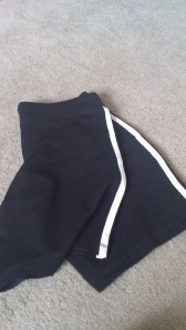 exercise shorts