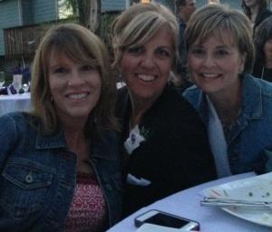 caryl, Kristin, Paula