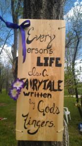 sign - fairy tale