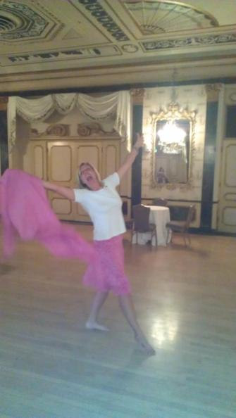 dance at broadmoor