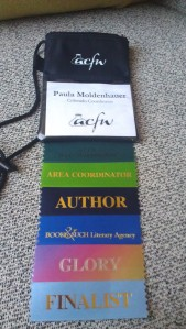 author ribbon