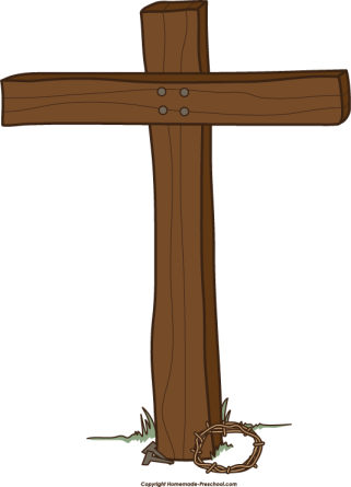 The-cross-clip-art