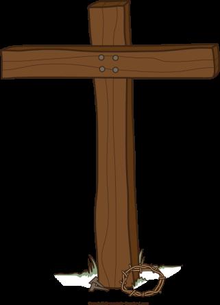 The-cross-clip-art